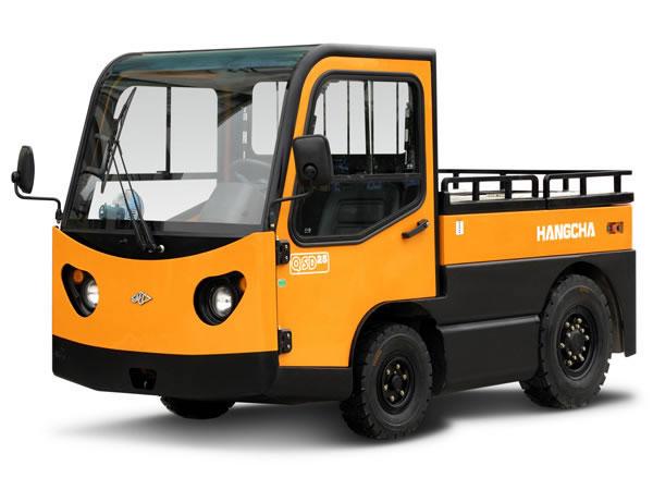 chariot tracteur lectrique 20 25t v hicule cologique hangcha tracteur de haute efficience. Black Bedroom Furniture Sets. Home Design Ideas